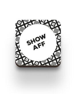 Show aff coaster