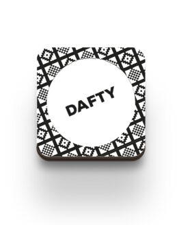 Dafty coaster