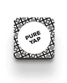 Pure Yap coaster