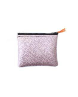 heather mauve purse