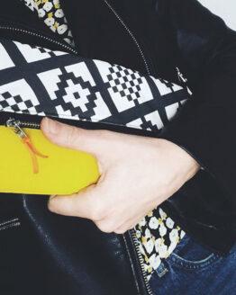 sunshine yellow clutches