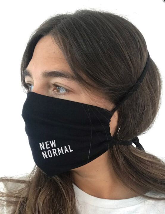 new normal facemasks